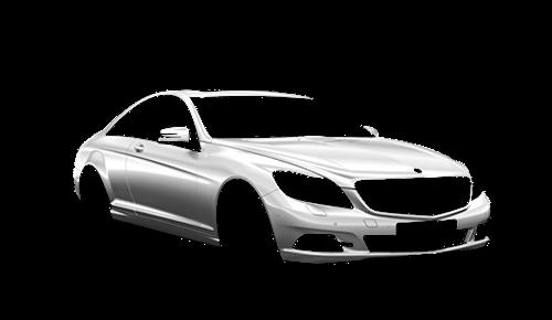 Цвета кузова CL-Class (C216)